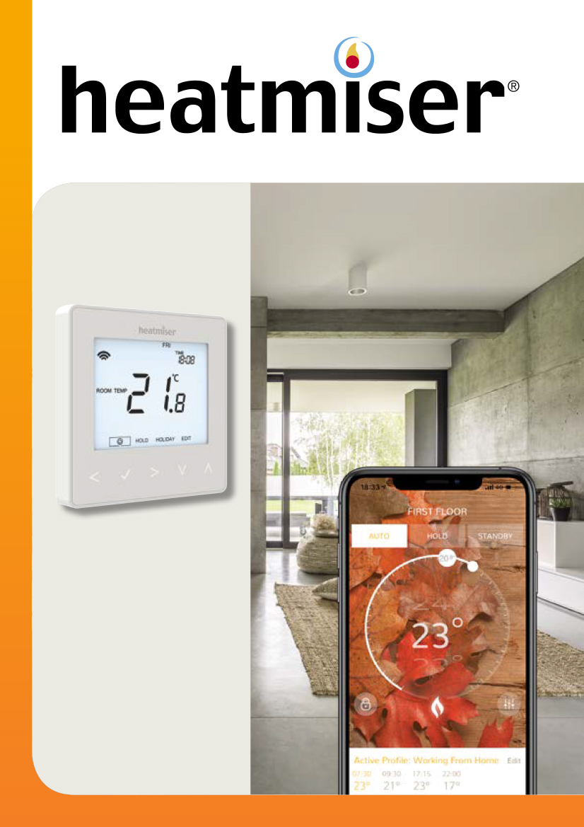 Heatmiser Controls Brochure